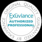 Hudvård diplom för auktoriserad Exuviance klinik